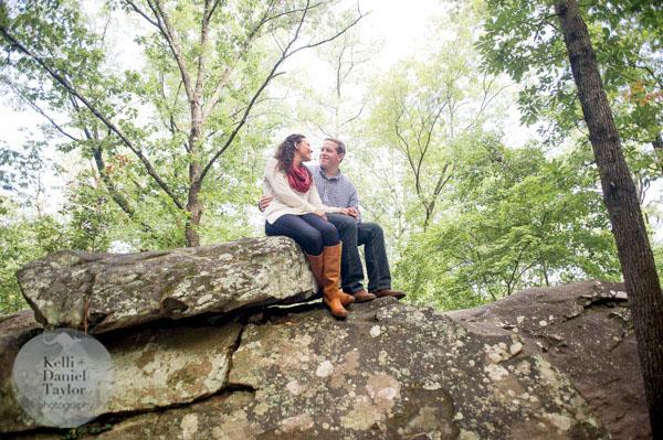 Moss Rock Engagement-2